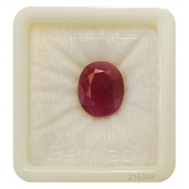 Natural Ruby Gemstone Fine 11+ 6.7ct