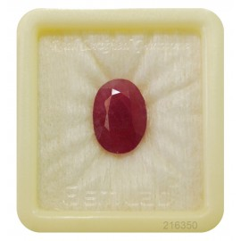 Natural Ruby Gemstone Fine 11+ 6.75ct