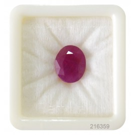 Ruby Gemstone Premium 13+ 8.1ct