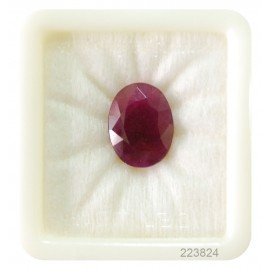 African Ruby Gemstone Fine 15+ 9.1ct