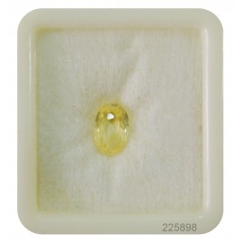 Yellow Sapphire Premium 3+ 2.15ct