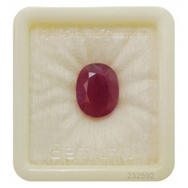 Natural Ruby Gemstone Fine 11+ 6.85ct