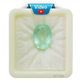 Astrological Natural Emerald SP 12+ 7.2ct