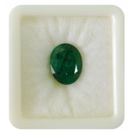 Emerald Panna Gemstone Fine 9+ 5.4ct
