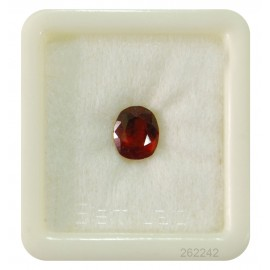 Hessonite Gemstone Fine 4+ 2.45ct