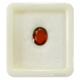 Hessonite Gemstone Fine 4+ 2.55ct