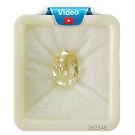Yellow Sapphire Sup-Pre 13+ 7.9ct