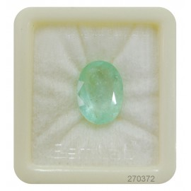 Emerald Gemstone Premium 11+ 6.9ct