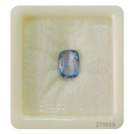 Ceylon Astrological Neelam Stone Fine 2.7CT (4.5 Ratti)