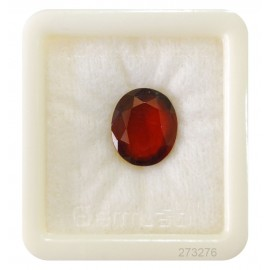 Hessonite Gemstone Fine 11+ 6.8ct