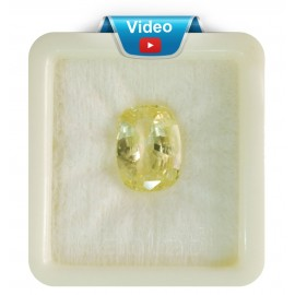 Yellow Sapphire Sup-Pre 13+ 7.8ct
