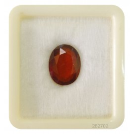 African Astrological Hessonite Fine 5.4CT (9 Ratti)