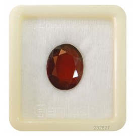 Hessonite Gemstone Fine 11+ 6.85ct