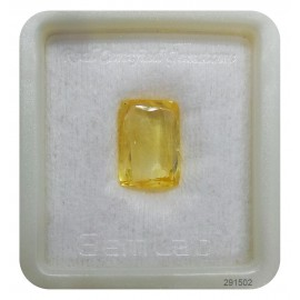 Yellow Sapphire Sup-Pre 10+ 6ct