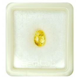 Yellow Sapphire Sup-Pre 5+ 3ct